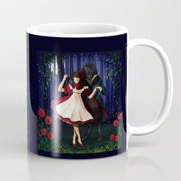A Dangerous Dance, Red Hood And The Wolf Coffee Mug