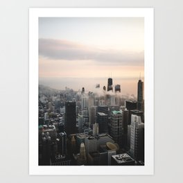 Chicago II Art Print