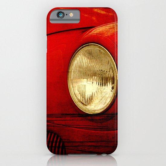 Heart Of Steel iPhone & iPod Case