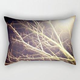 TREE AT NIGHT Rectangular Pillow