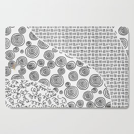 Das Handy Collage Cutting Board