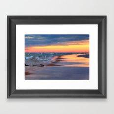 Sunset Dream Framed Art Print