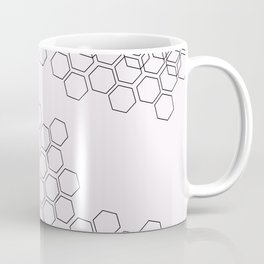 Geometric Pastel Coffee Mug