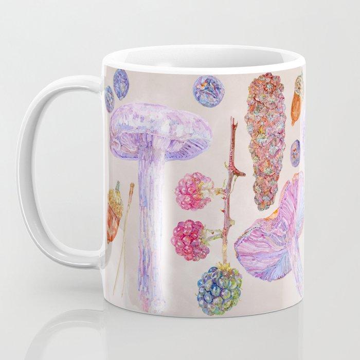 Winter Wood Blewits - Cosy Coffee Mug