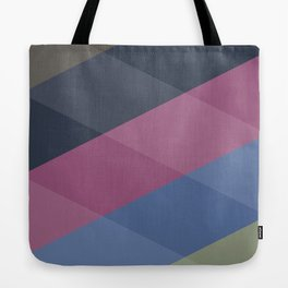 Late Summer Squaredance Tote Bag