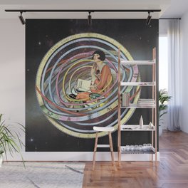 The pursuit of meaning Wall Mural