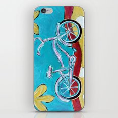 Let's Go for a Ride! iPhone Skin