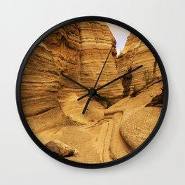 Kasha 2 Wall Clock