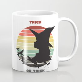 Sunset Witch /Trick or Trick Coffee Mug