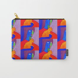 Watchful Eye #society6 #decor #buyart Carry-All Pouch