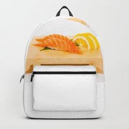 Salmon Sushi Backpack
