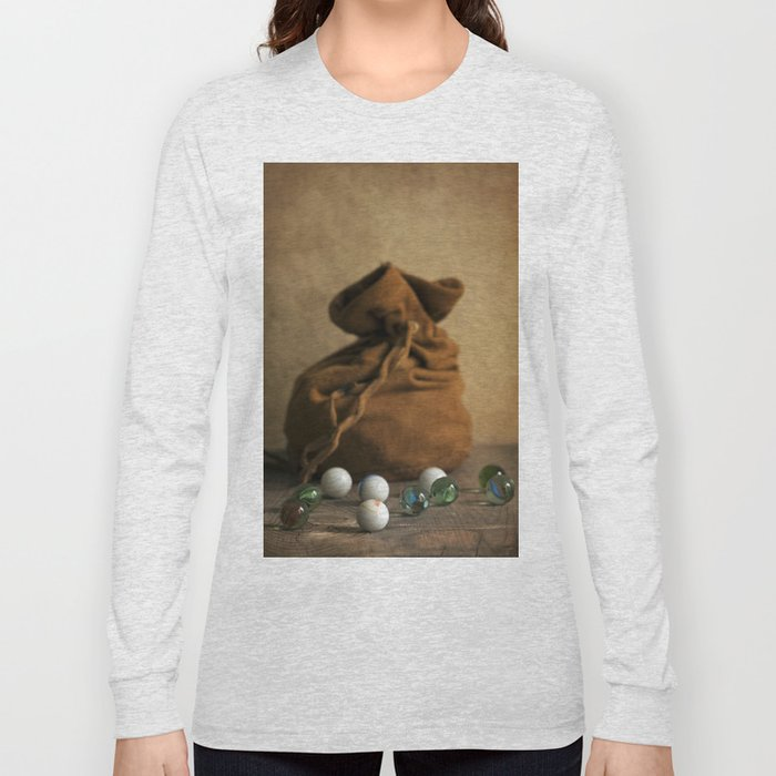 Marbles Long Sleeve T-shirt