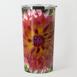 Dahlia / In The Garden / 1 Travel Mug