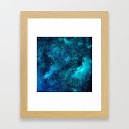 Galaxy no. 2 Framed Art Print