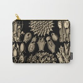 """""""Bryozoa"""" from """"Art Forms of Nature"""" by Ernst Haeckel Carry-All Pouch"""