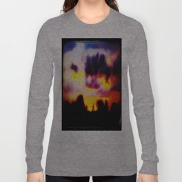 Out the Window Long Sleeve T-shirt