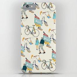 Tonys Bike Shop iPhone Case