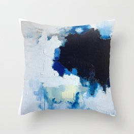 consolation Throw Pillow