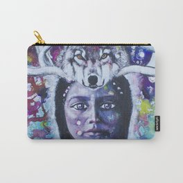 She Who Has Been Before Carry-All Pouch