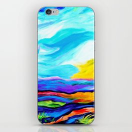 Colorful Journey iPhone Skin