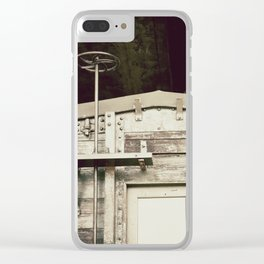 Rooftop Clear iPhone Case