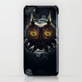Epic Pure Evil of Majora's Mask iPhone Case
