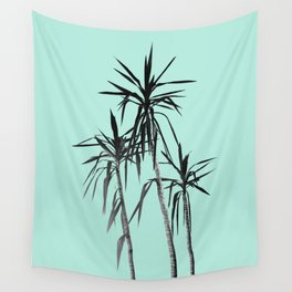 Palm Trees - Mint Cali Summer Vibes #1 #decor #art #society6 Wall Tapestry