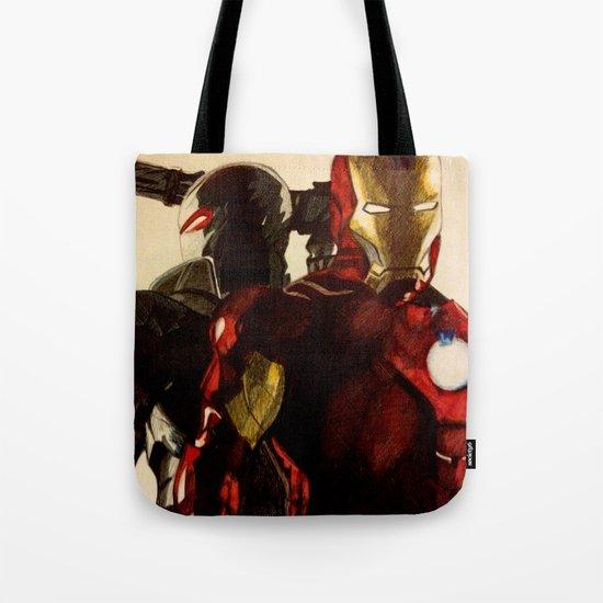 Iron Man 3 Tote Bag