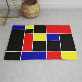 Mondrian #49 Rug