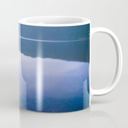 Nightfall in Sete Cidades Coffee Mug