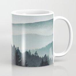 Mountain Light Coffee Mug