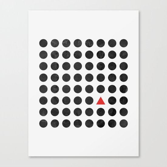 Minimalism 2 Canvas Print