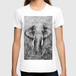 Charcoal Elephant T-shirt