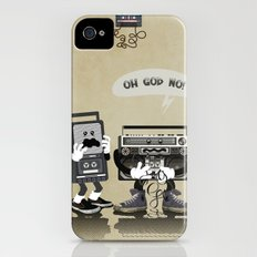 Oh God No! iPhone (4, 4s) Slim Case