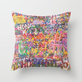 Hope of Peace Throw Pillow