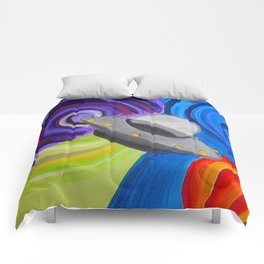 Abducted Comforters