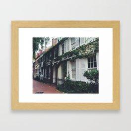 GW2 Framed Art Print
