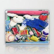 Toy Box Laptop & iPad Skin