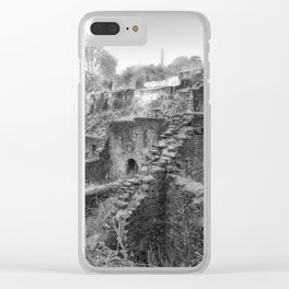 Darkhill Ironworks Clear iPhone Case