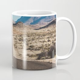 High Desert Highway Coffee Mug