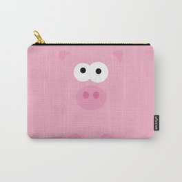 Minimal Pig Carry-All Pouch