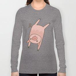 Pattern Project #52 / Piglets Long Sleeve T-shirt