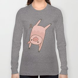 Pattern Project #52 / Piglets Long Sleeve T-shirt