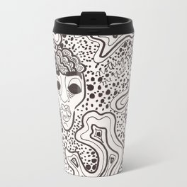 Nothing Scares Me These Days Travel Mug