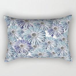 bed of daisies Rectangular Pillow