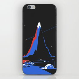 Asteroid Fly By iPhone Skin