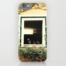 Window and ivy iPhone 6s Slim Case