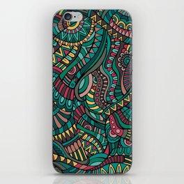 Aztec Spirit iPhone Skin