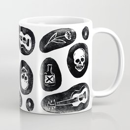 Singing Bones Coffee Mug