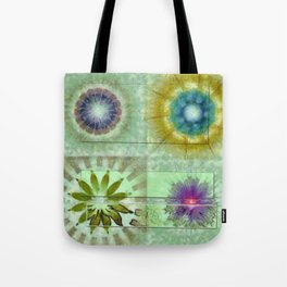 Scald Bared Flowers  ID:16165-022215-51851 Tote Bag
